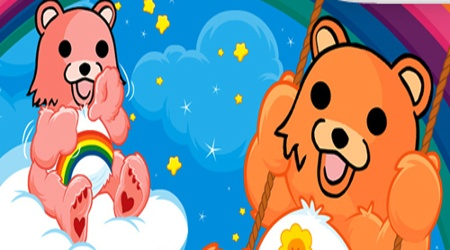 Pedobear Rainbow game