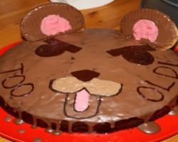 Pedobear cake ears too old