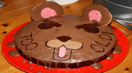 Pedobear cake ears too old