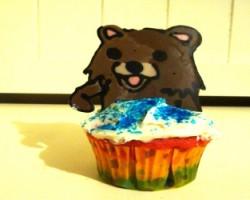 Pedobear muffin