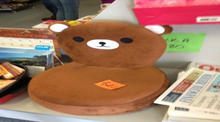Pedobear child chair