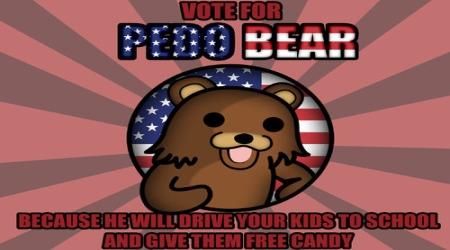 Pedobear for President