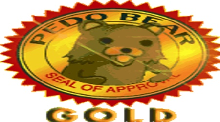 Pedobear gold seal of approval