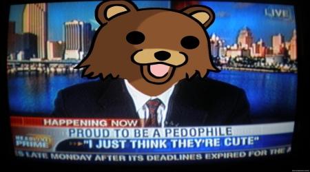 Pedobear news