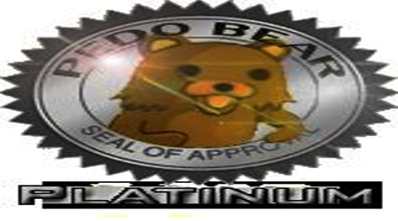 Pedobear platinum seal of approval