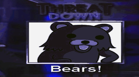 Pedobear threat