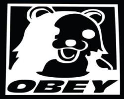 Pedobear Obey