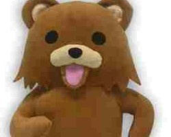 Pedobear mascot