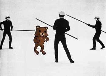 Pedobear hunted by police