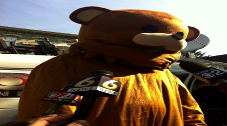 Pedobear news interview