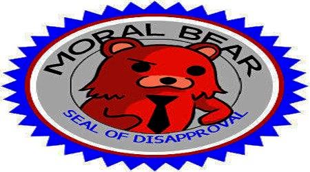 Pedobear seal of dissaproval